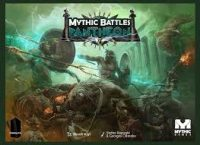 Mythic Battles: Pantheon - Board Game Box Shot