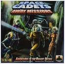 Space Cadets: Away Missions - Board Game Box Shot