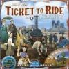 Go to the Ticket to Ride: France and the Old West page