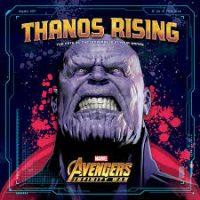 Thanos Rising: Avengers Infinity War - Board Game Box Shot