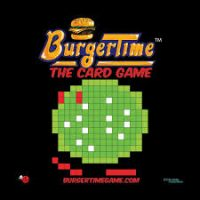 Burger Time: The Card Game - Board Game Box Shot