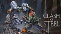 Clash of Steel - Board Game Box Shot