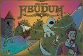 Feudum - Board Game Box Shot