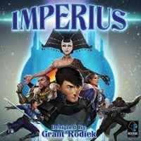 Imperius - Board Game Box Shot