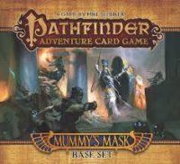 Pathfinder Adventure Card Game: Mummy's Mask – Base Set - Board Game Box Shot
