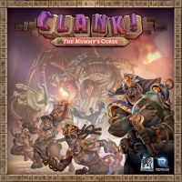 Clank!: The Mummy's Curse Expansion - Board Game Box Shot