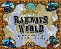 Railways of the World (10th Anniversary Edition) - Board Game Box Shot