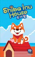 Shiba Inu House - Board Game Box Shot