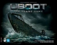 UBOOT The Board Game - Board Game Box Shot