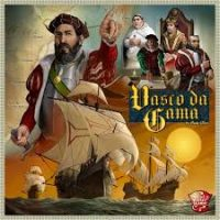 Vasco da Gama - Board Game Box Shot