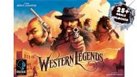 Western Legends - Board Game Box Shot