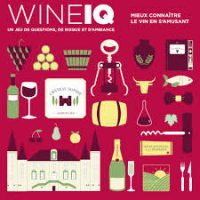 Wine IQ - Board Game Box Shot