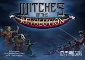 Witches of the Revolution - Board Game Box Shot
