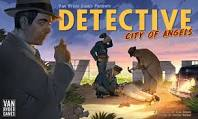 Detective: City of Angels - Board Game Box Shot