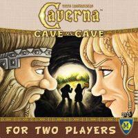 Caverna Cave vs Cave - Board Game Box Shot