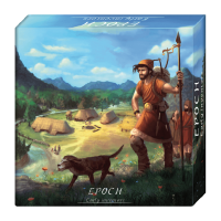 Epoch: Early Inventors - Board Game Box Shot