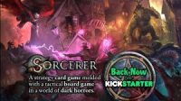 Sorcerer - Board Game Box Shot