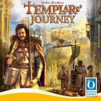 Templar's Journey - Board Game Box Shot