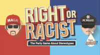 Right or Racist - Board Game Box Shot