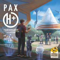 Pax Transhumanity - Board Game Box Shot