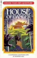 Choose Your Own Adventure: House of Danger - Board Game Box Shot