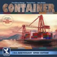Container: 10th Anniversary Jumbo Edition! - Board Game Box Shot