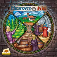 Heaven and Ale - Board Game Box Shot