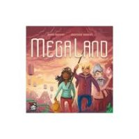 MegaLand - Board Game Box Shot