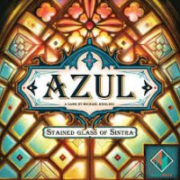 Azul: Stained Glass of Sintra - Board Game Box Shot