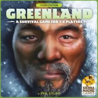 Greenland (3rd Ed) - Board Game Box Shot