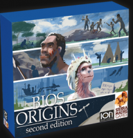 Bios: Origins (2nd ed) - Board Game Box Shot