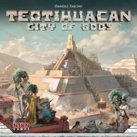 Teotihuacan: City of Gods - Board Game Box Shot