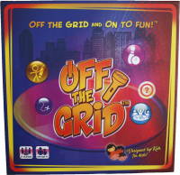 Off The Grid - Board Game Box Shot
