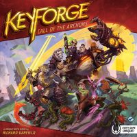 KeyForge: Call of the Archons Starter Set - Board Game Box Shot