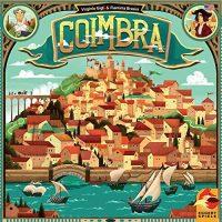 Coimbra - Board Game Box Shot
