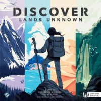 Discover: Lands Unknown - Board Game Box Shot
