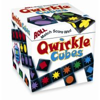 Qwirkle Cubes - Board Game Box Shot