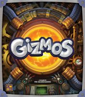 Gizmos - Board Game Box Shot