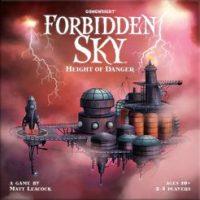 Forbidden Sky - Board Game Box Shot