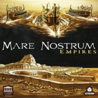 Mare Nostrum Empires - Board Game Box Shot