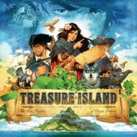 Treasure Island - Board Game Box Shot