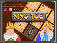 King Toe - Board Game Box Shot