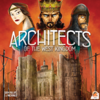 Architects of the West Kingdom - Board Game Box Shot