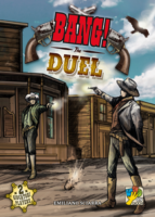 BANG! The Duel - Board Game Box Shot