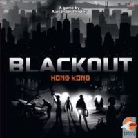 Blackout Hong Kong - Board Game Box Shot