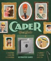 Caper - Board Game Box Shot