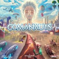 Comanauts - Board Game Box Shot