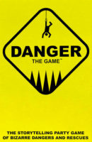 Danger The Game - Board Game Box Shot