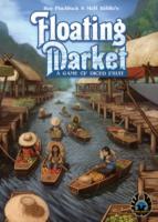 Floating Market - Board Game Box Shot