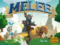 Melee - Board Game Box Shot